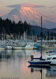 Images of Gig Harbor and Fox Island, Washington. Photographs by Joe Becker of Seldom Seen Photography. Gig Harbor Washington, Tacoma Washington, Washington State, Mukilteo Washington, Oh The Places You'll Go, Places To Visit, Evergreen State, Pacific Northwest, Amazing