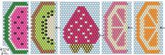 Peyote Stitch Patterns, Bead Embroidery Patterns, Seed Bead Patterns, Beading Patterns, Seed Bead Crafts, Seed Bead Projects, Beading Projects, Loom Bands, Motifs Perler