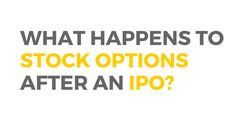 What happens to stock options or restricted stock units after a company goes public? How an IPO may impact your equity and what you should do to diversify.