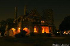 Crum Castle (Riverside Inn) in Wichita, Kansas