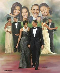 The First Family of America * † *