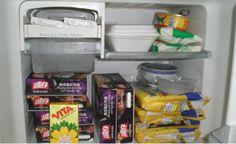 Limpe seu refrigerador de maneira rápida, prática e baixo impacto à saúde e ao meio ambiente