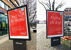 Yrgo, outdoor (concept, ad, print, film, campaign, social media, banners, press) /co-prod. with Yrgo RM16. Banners, Campaign, Social Media, Concept, Ads, Film, Silver, Outdoor, Movie