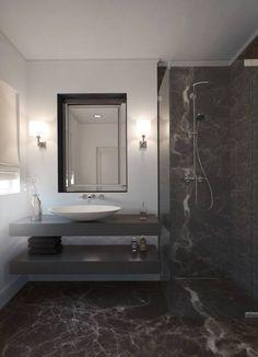 Badezimmer: moderne Badezimmer von formforhome Architecture & Design