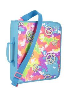 Tie Dye Cross Body Binder   Girls Backpacks & School Supplies Accessories   Shop Justice