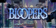 Bloopers Slot is 5 reel game that provides 243 paylines. It has amazing graphics and is based on roles of off-screen people Vegas Paradise Online Casino​  Sign up to avail £5 now!!