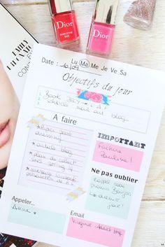 Une touche de rose ENG: To Do list :: Lifestyle