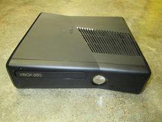 Microsoft Xbox 360 Slim Matte Black - System Deck Only *DEFECTIVE* - http://video-games.goshoppins.com/video-game-consoles/microsoft-xbox-360-slim-matte-black-system-deck-only-defective/