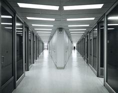 Eero Saarinen - IBM Thomas J. Watson Research Center
