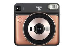 Buy Blush Gold Fujifilm Instax SQUARE Instant Camera with Selfie Mode, Built-In Flash & Shoulder Strap from our Cameras range at John Lewis & Partners. Free Delivery on orders over Instax Mini 9, Fujifilm Instax Mini, Fuji Instax, Selfies, Camcorder, Appareil Photo Fujifilm, Top Tech Gifts, Dslr Photography Tips, Film Photography