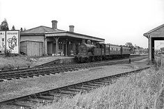 Old Train Station, Disused Stations, Southern Railways, Diesel Locomotive, Nottingham, Antiquities, Wild West, Golden Age, Railroad Tracks