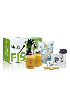 Unser F15™-PROGRAMM ist der Einstieg, um in 15 Tagen zu einem gesünderen Lebensstil zu finden. Mit einem ausgefeilten Ernährungs- und Workoutplan fällt dir alles viel leichter. DasF.I.T.-KONZEPT F15™ setzt auf Synergieeffekte: Gut für deinen Körper ist die richtige Mischung aus Bewegung, Ernährung sowie hochwertigen Mineralien und Vitaminen.  Egal ob Anfänger, Wiedereinsteiger oder Profi – das Forever F.I.T.-KONZEPT F15™ überzeugt mit einem sechsstufigen Aufbau, für jeden Sporttyp. Clean9, Fit, Healthy Lifestyle, Minerals, Concept, Don't Care, First Aid, Shape