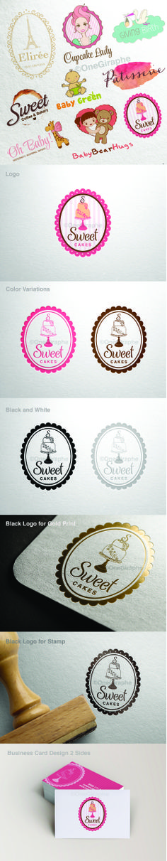 15 % Discount for my Ready Made Logos - Logo ( color variations and black / white ) + business card design ( 2 sides ) as bonus. Format files: eps, pdf, png, jpg or any other at request. Order now at: onegiraphe@gmail.com Check : www.facebook.com/OneGiraphe for more logos #logo #logostore #logodesign #logodesigner #brand #branding #brandidentity #readymade #offer #discount #businesscard #market #stationery #graphic #graphicdesign #graphicdesigner #needlogo #bakery #cake
