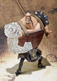 Figura One Piece. Jozu, 16 cms Figura de 16 cms perteneciente al popular manga y anime One Piece, con el personaje Jozu.