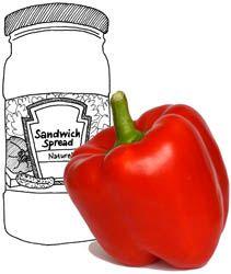 Koken met Karin ( zonder pakjes): Sandwich spread