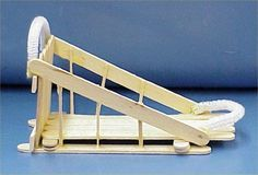Sled project for Iditarod Unit Study Outline Classroom Projects, School Projects, Art Projects, History Activities, Family Activities, Polo Norte, Inuit Art, Native American Crafts, Ecole Art