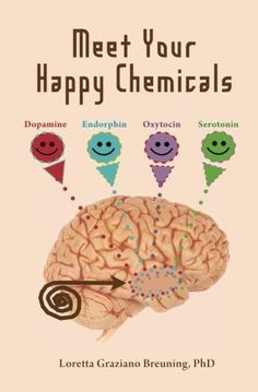 There are four happy chemicals that are in the brain. Dopamine, Oxytocin, Serotonin, and Endophins are known as the happy chemicals or DOSE. Brain Facts, Brain Science, Brain Gym, Brain Food, Science Education, Life Science, Physical Education, Therapy Tools, Music Therapy