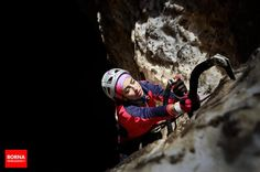 Abdollah Khani, Zohreh - Iranian ice climber - First Iranian female to win an international ice climbing medal 6