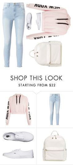 """""""💍😉"""" by julianae101 on Polyvore featuring Frame, Vans and BP."""