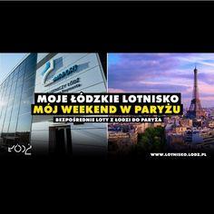 Loty z Łodzi do Paryża odbywać się będą 3 razy w tygodniu we wtorki, czwartki i soboty według poniższego rozkładu.