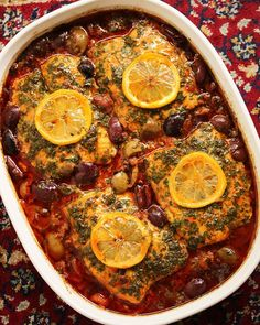 Post image for Moroccan Fish Tagine with Ginger & Saffron