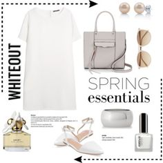 Spring whiteout...