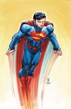 Superman by John Romita Jr.