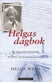 Helgas dagbok av Helga Weiss (Innbundet)