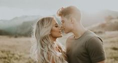 Photographer: // Kimberly Johnson - LXCN 02 engagement photography ideas, couples photo location ideas quotes funny getting married Daily Update - July - LOOKSLIKEFILM Couple Photography Poses, Engagement Photography, Wedding Photography, Military Couple Photography, Creative Couples Photography, Couple Portraits, Country Couple Photography, Cool Photography Ideas, Family Photography