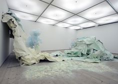 Karla Black | http://arthound.net/2012/03/turner-prize-karla-black/