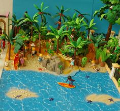 Playmobil Beach