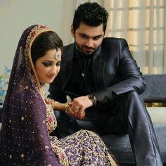 Dulhan Bride Indian Pakistani Desi Wedding Dulha Groom #brideandgroom