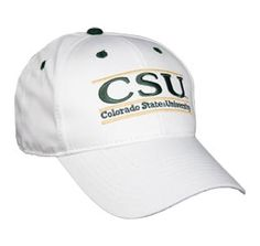5f9d3659ddc Colorado State Snapback College Bar Hats by The Game Snapback