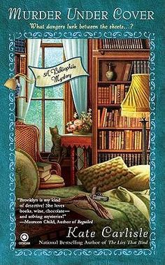 Murder under Cover (A Bibliophile Mystery, #4) by Kate Carlisle