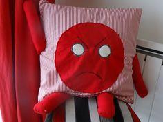 001 Education Positive, Petite Section, Diy For Kids, Clip Art, Textiles, Teaching, Crafts, Feelings, Diy Cushion