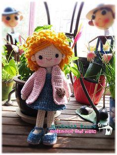 In Amima Hair Style Croche