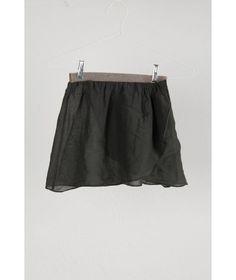 Dance Skirt black