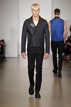 #Calvin #Klein Collection #Spring #2014 #Italo #Zucchelli, #Men's, #Menswear, #Fashion, http://www.style-tips.com/en/news/archives/51514