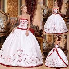 """Képtalálat a következőre: """"vestidos de novia blanco y rojo"""""""