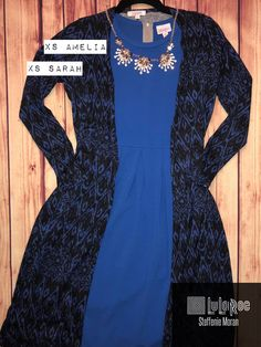 This blue--! #style #fallfashion #ootd #lularoe
