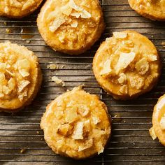 2014's Honey Butter Craze makes its way into 2018's cookie.