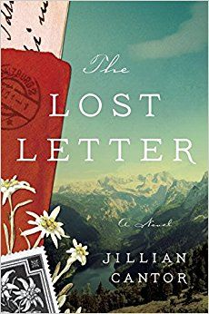 amazoncom the lost letter a novel 9780399185670 jillian cantor