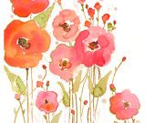Watercolor Art Print Banded as One