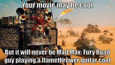 mad max fury road guitar -