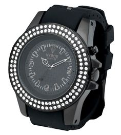 black on black- beautiful watch!