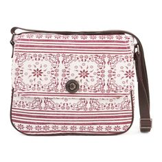 Kayla Messenger Crossbody