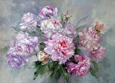 Люблю цветущие пионы.... Обсуждение на LiveInternet - Российский Сервис Онлайн-Дневников