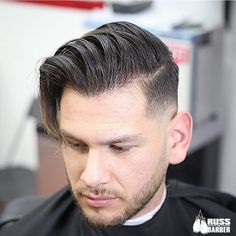 russ_thebarber_and+high+fade+with+long+hair