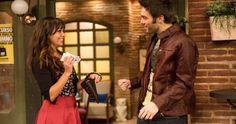 Cristina Pedroche se reencuentra con Dani Martínez en 'Aída'