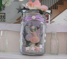 Fairy Jar Swap 2007 by Bella-Enchanted, via Flickr